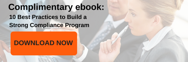 eBook: 10 Best Practices to Build a Strong Compliance Program