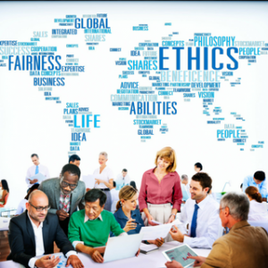 The Layman's Guide to a Code of Ethics and Code of Conduct