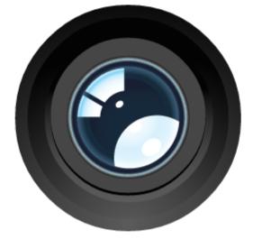 illustration camera lens