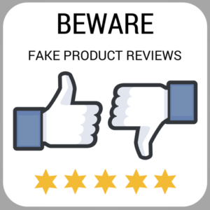 Whistleblower zeros in on fake product reviews
