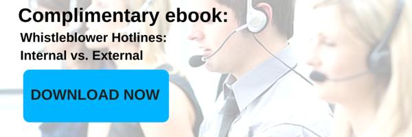 eBook: Whistleblower Hotlines: Internal vs. External