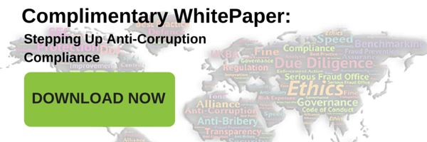 WhitePaper: Stepping Up Anti-Corruption Compliance