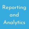 Reporting and Analytics Button