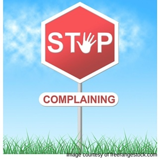 You May Now Complain At Work! Code of Conduct Be Warned